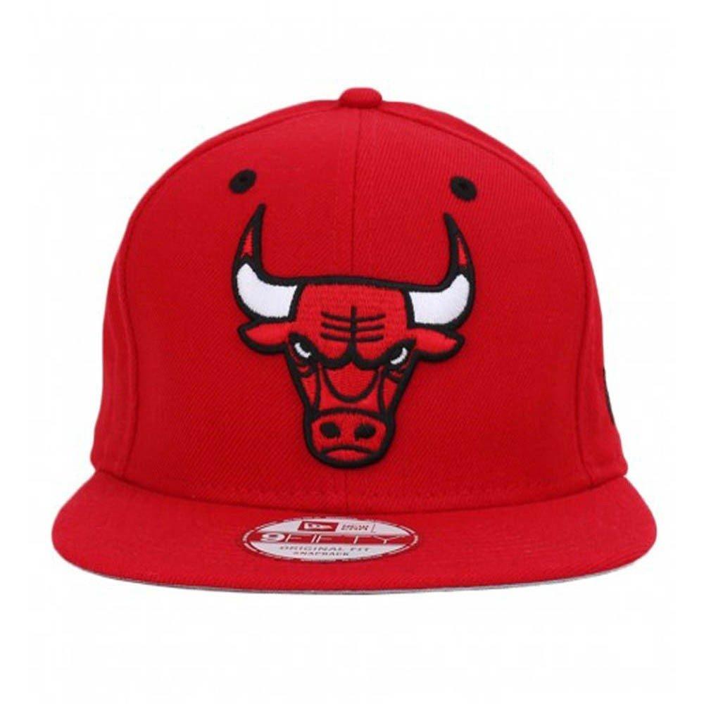 Boné New Era 9fifty Original Fit Snapback Chicago Bulls 1b6ea18701f
