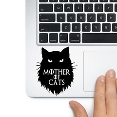 Adesivo Mother of Cats - Game of Thrones
