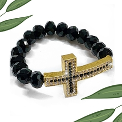 Pulsera BLACK CROSS