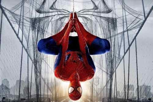 Cuadro Focu Deco Lienzo Canvas 20x30 Spiderman