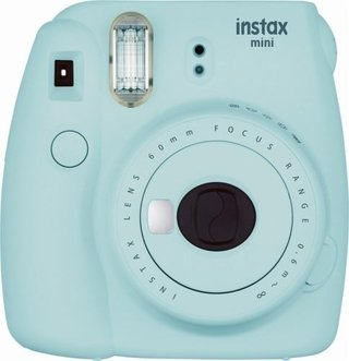 Cámara Instax Mini 9 - Ice Blue