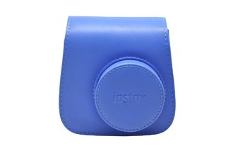 Funda Instax Mini 9. Cobalt Blue