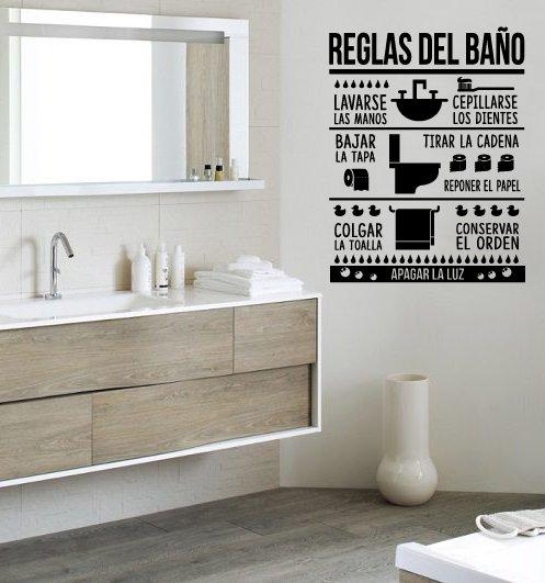 BA01 - Reglas del baño