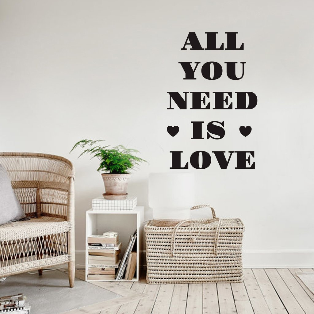 FR01  All i need is love