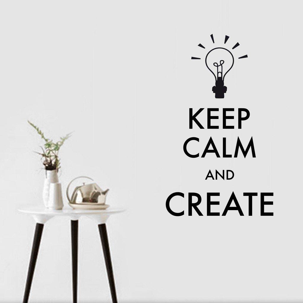FR05  Keep Calm and Create