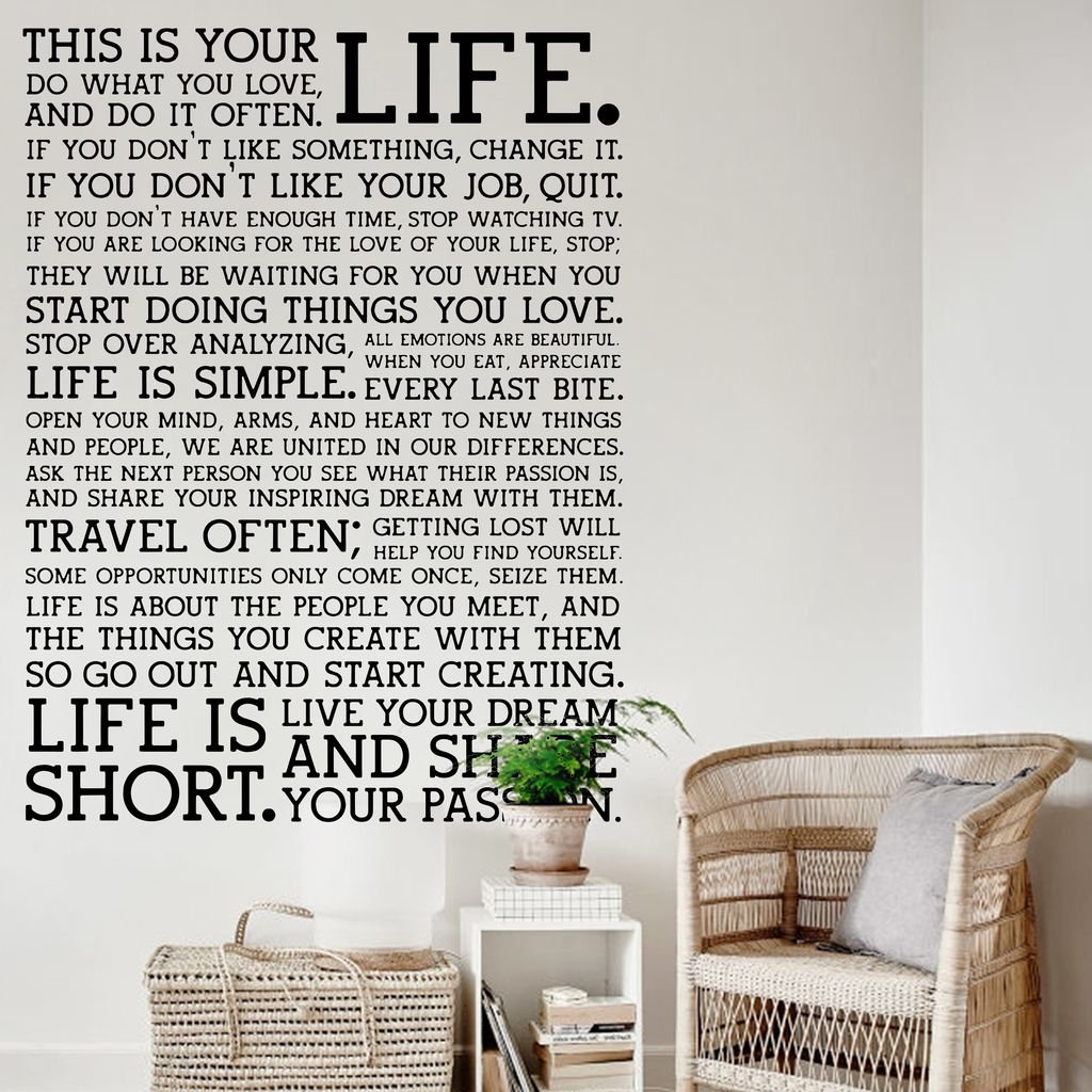 FR54| This is your life