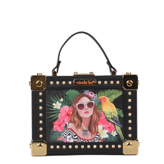 """VACATION GIRL IN PARADISE"" CARTERA COFRE BOX12776"