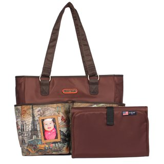NICOLE LEE CARTERA/BOLSO MATERNAL DIA12202 en internet