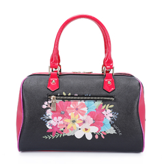 """FLOWER FASHION BLACK"" FLO15259"