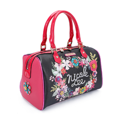 """FLOWER FASHION BLACK"" FLO15259 - tienda online"