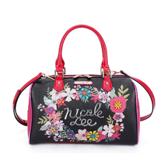 """FLOWER FASHION BLACK"" FLO15259 - comprar online"
