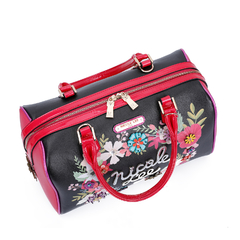 """FLOWER FASHION BLACK"" FLO15259 en internet"