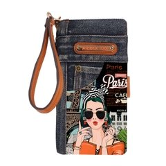 """XOXO FROM PARIS"" DENIM JS6813"