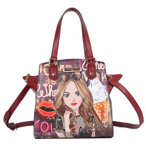 NICOLE LEE LUNCH BAGS LUN12755