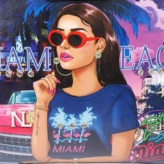 """CRUISING IN MIAMI BEACH"" MIA15140 - Nicole Lee"