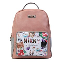 "MOCHILA ""NIKKY GOES COLOR"" NK10501"