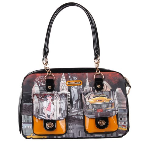 NICOLE LEE PET CARRIER PET12822
