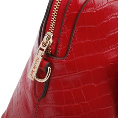 """SEMI GLOSSY CROCO RED"" PHI15042 en internet"