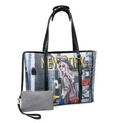 """NEW YORK WALK"" PRT15201 - comprar online"