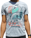 CAMISETA BLACK MARKET  POWER DRAGON