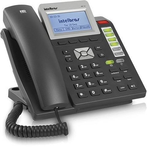 TELEFONE IP INTELBRAS  TIP300
