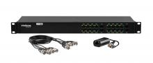 VB 3016 WP VIDEO POWER BALUN 16 CANAIS 4K