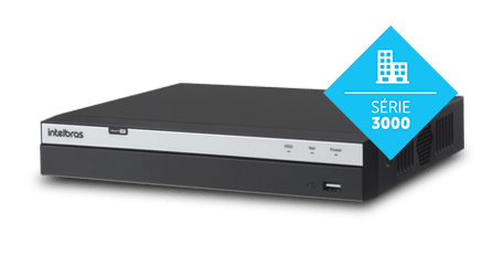 DVR INTELBRAS MHDX 3004 GRAVADOR MULTIHD 4 CANAIS FULL HD