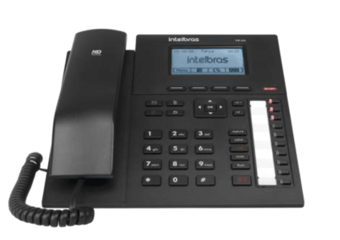 TELEFONE IP TIP425 INTELBRAS