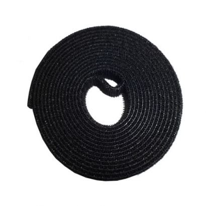 ROLO DE VELCRO 3MX20MM SLIM PRETO