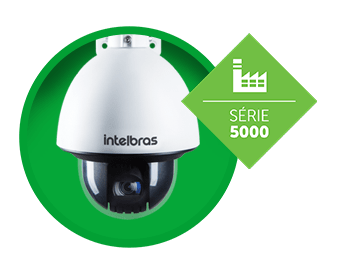 CAMERA INTELBRAS VHD 5230 SPEED DOME