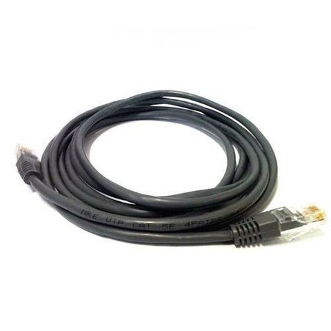 CABO PATCH CORD CAT6 2.5M RP CINZA
