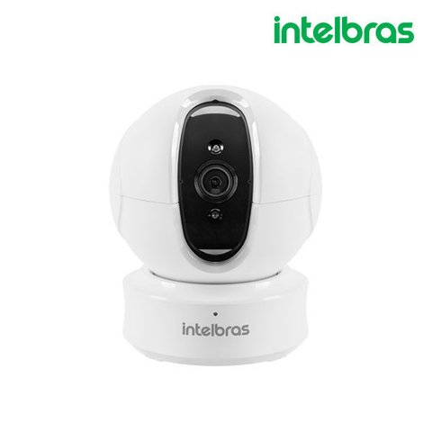 CAMERA DE VIDEO WI-FI INTELBRAS IC4 - HD 720P