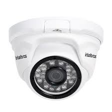 CAMERA IP INTELBRAS VIP 1220 DOME - INFRAVERMELHO 20 METROS