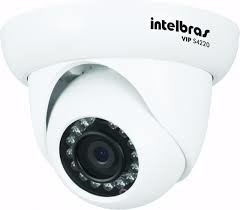 CAMERA IP DOME VIP S4320 FULL HD G2 INTELBRAS