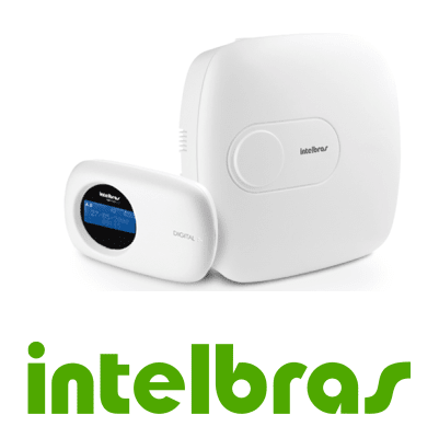 CENTRAL DE ALARME INTELBRAS - AMT2018E - MONITORADA C/ 18 ZONAS, COMUNICA VIA ETHERNET