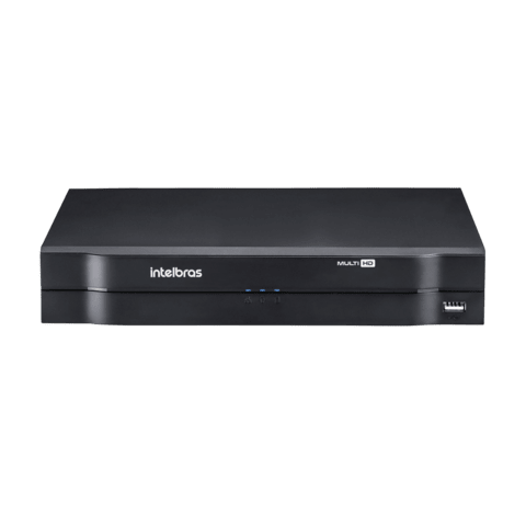 DVR INTELBRAS MHDX 1108 C/HD 1TB WD PURPLE