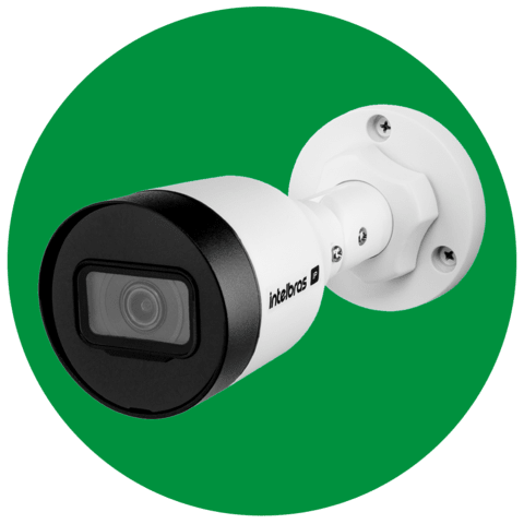 CAMERA IP INTELBRAS VIP 1020 BULLET  G2