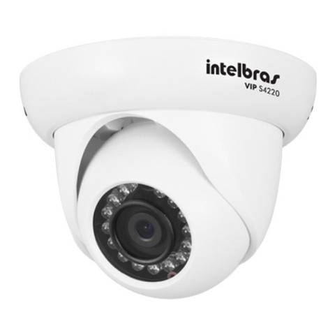 CAMERA IP DOME VIP S4220 FULL HD