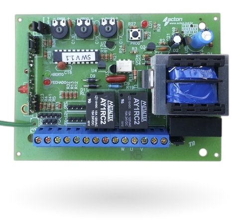 CENTRAL PORTAO AC3 X1T 433MHZ