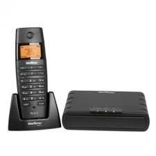 CENTRAL IP INTELBRAS DECT TS60IP PT (KIT)