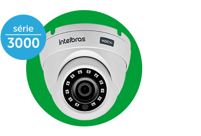 CAMERA INTELBRAS VHD 3420 DOME