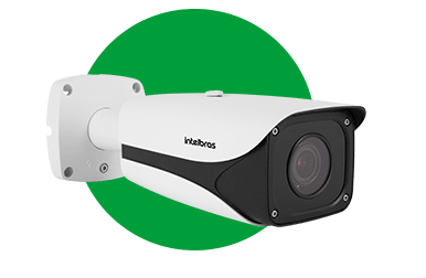 CAMERA IP INTELBRAS VIP 7850 Z BULLET  4K