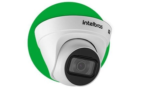CAMERA IP INTELBRAS VIP 3430 DOME