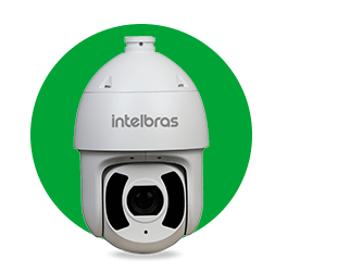 CAMERA IP INTELBRAS VIP 7245 SPEED DOME 45X