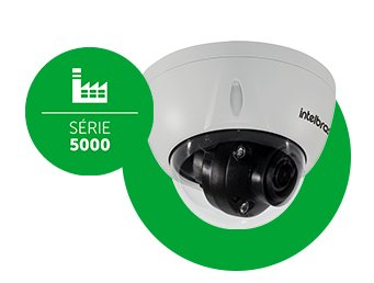 CAMERA IP INTELBRAS MODELO VIP 5450 DOME Z G2
