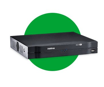 DVR INTELBRAS GRAVADOR DIG DE VIDEO MHDX 1116 C/HD 1TB EMBUTIDO