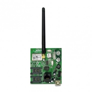 MODULO ETHERNET E GPRS XEG 4000 SMART