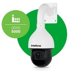 CÂMERA INTELBRAS IP 3212 SD IR SPEED DOME