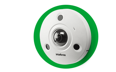 CAMERA IP INTELBRAS VIP 71210 F