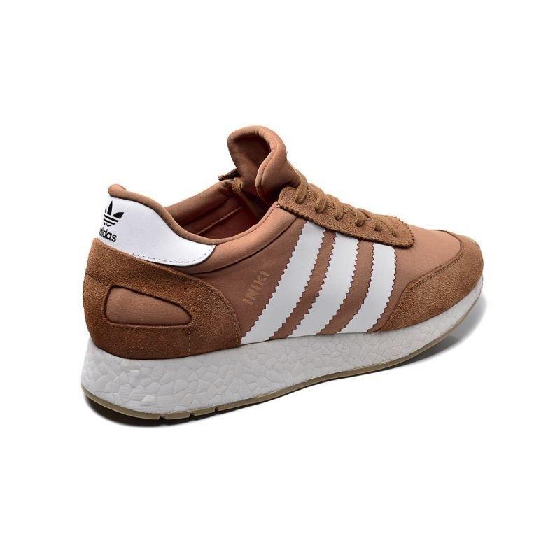 ... 2a1478b66043 Tênis Adidas Originals Iniki Runner - Marrom ... 143a73ad63635